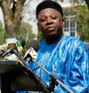 Ghana's Foreign Affairs Minister, Alhaji Mohammad Mumuni